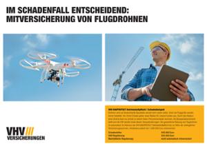 Betriebs-HV Schadenbeispiel Flugdrohne