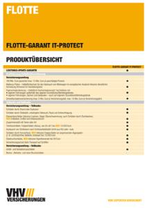 Produktübersicht Flotte-GARANT IT-PROTECT